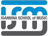 Ioannina School of Music Mobile Retina Logo
