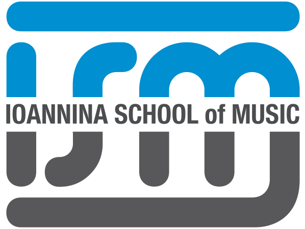 Ioannina School of Music Retina Logo