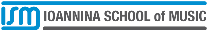 Ioannina School of Music Logo